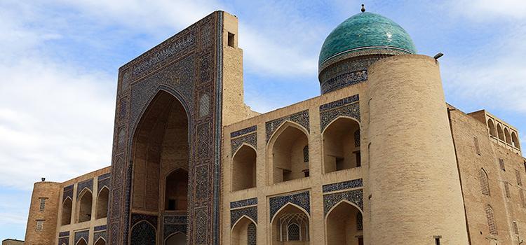 Guide to Uzbekistan