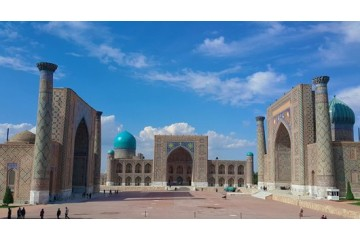 Samarkand (2 days) - Magic Samarkand
