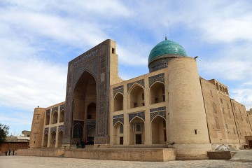 Bukhara - a tour of the city of the great sage Nasreddin