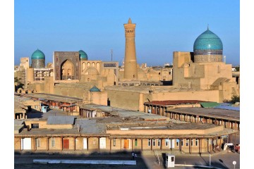 2 day tour to the Eastern fairy-tale to Bukhara