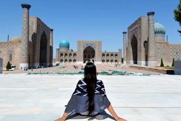 Тур по Узбекистану -  Чарующий Восток
