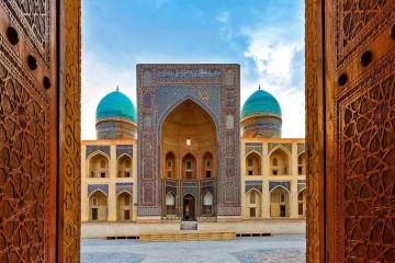 Тур по Узбекистану - Восточные сказки